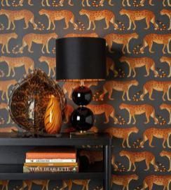 dieren items - behang