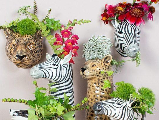 dieren items in interieur