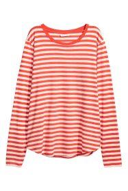 hm_streepjes shirt