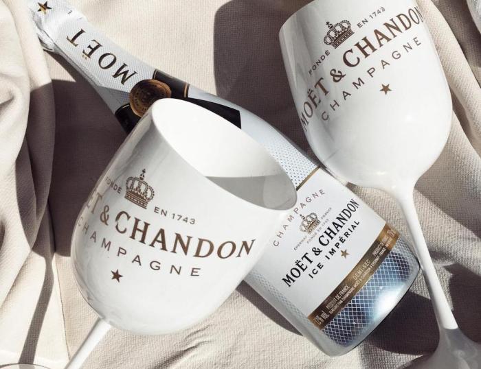 champagne voor de zomer - Moet & Chandon Ice Impérial