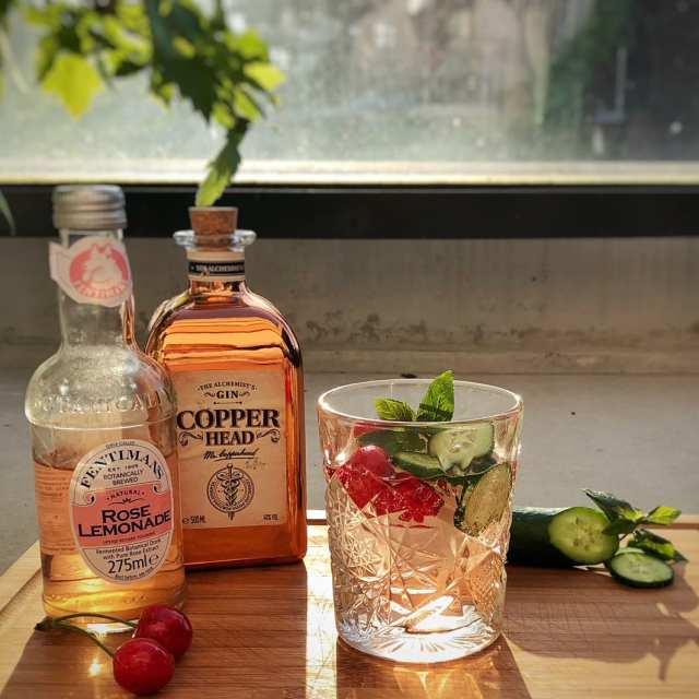 Gin Cocktail recept