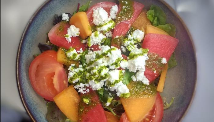 Salade Mediteranne uit Parijs