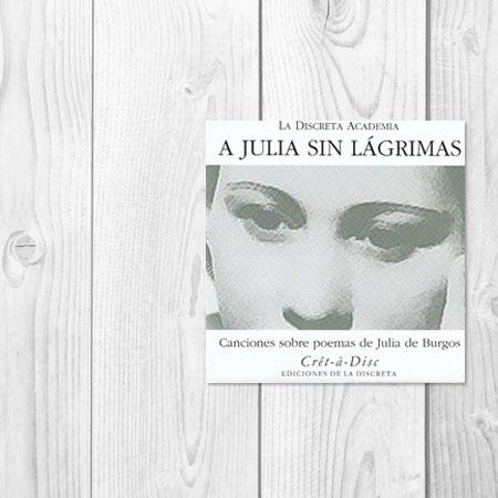 A Julia sin lágrimas