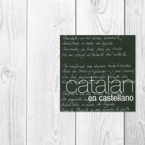Catalán en castellano