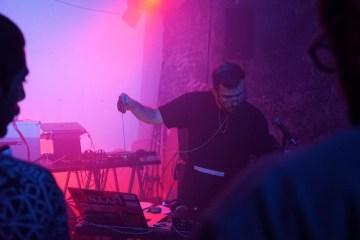 Moises Horta - en Loophole Berlin - ph: Jiga | cortesía RSLA