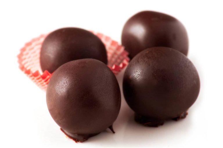 cioccolatino gianduja tipico di vienna ispirato Wolfang amadeus mozart