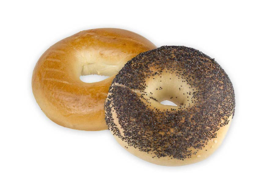panino tipico new-yorkese bagel