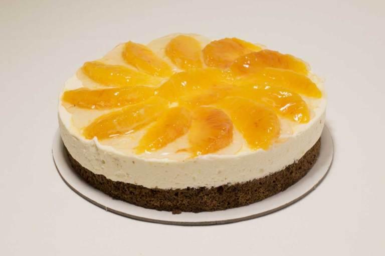 torta di arance e latticello austriaco