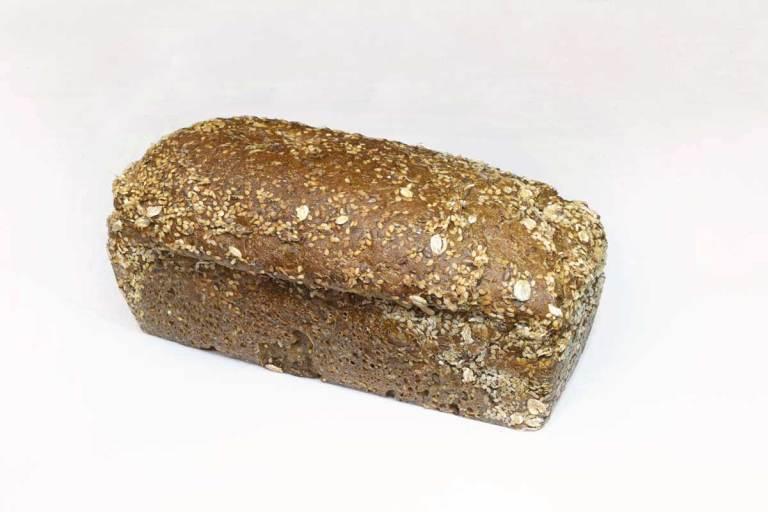 pane ai cinque cereali integrali