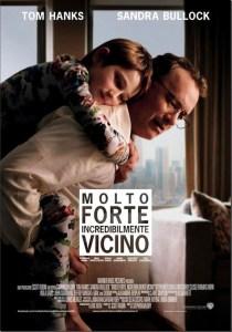 U.S.A. , 2011 Regia: Stephen Daldry  Interpreti: Tom Hanks, Thomas Horn Orario: 17,30 – 20,00 – 22,30 Drammatico. Durata 129 m.