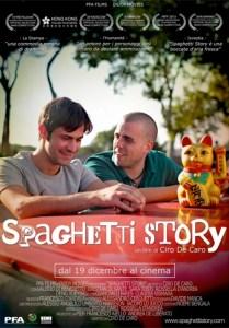 Regia: Ciro De Caro (IT 2013) con: Valerio Di Benedetto, Cristian Di Sante Orari: 18,00 – 20,15 – 22,30 comm. 82m.