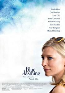 Regia: Woody Allen (USA 2013) con: Cate Blanchett, Alec Baldwin Orari: 16,15 – 18,15 - 20,15 dramm. 98m