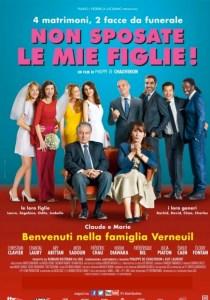 FR, 2014 Regia: Philippe de Chauveron Interpreti: Christian Clavier, Chantal Lauby Orario: 16,15 – 18,15 – 20,15 Commedia. Durata 97 min.