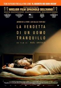SPAGNA, 2016 Regia: Raùl Arèvalo Interpreti: Antonio de la Torre, Luis Callejo - Orario: 16,15 – 18,15 – 20,15 Drammatico/Thriller. Durata 92 min.