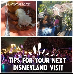 3 Things I Learned During  My Recent Trip to Disneyland