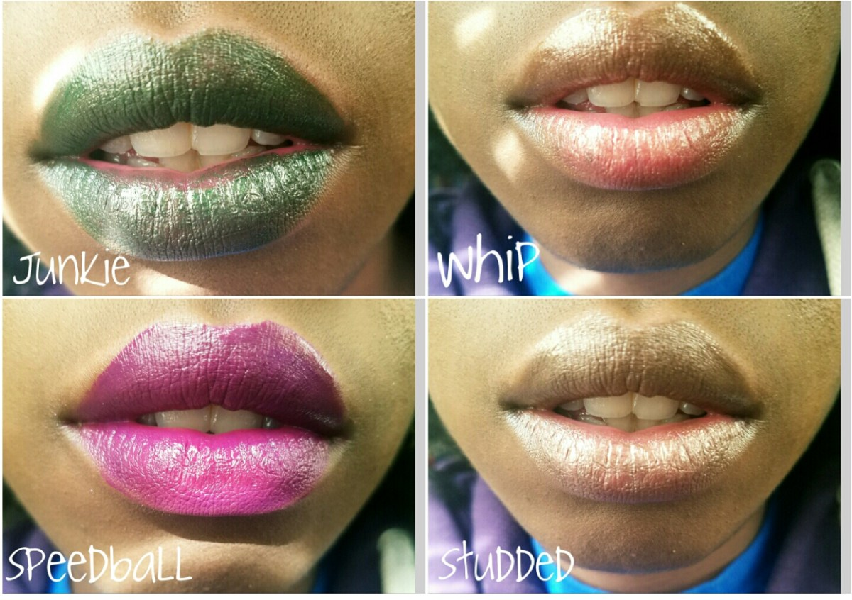 Urban Decay Vice Lipstick Palette Swatches 3