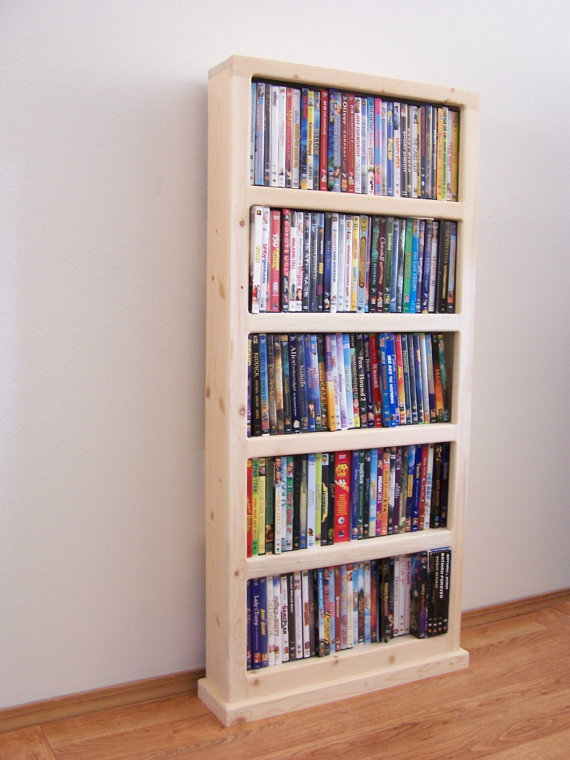 How to organize DVDs 2