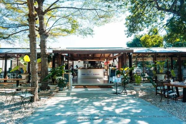 IVORY Coast Almond – Homemade Café & Dining | เสนานิคม 1
