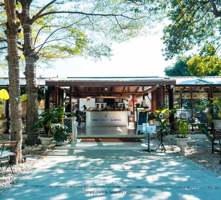 IVORY Coast Almond – Homemade Café & Dining   เสนานิคม 1