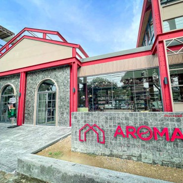 Aroma Coffee District – ร้านกาแฟชาวดอยโชคชัย4 ซอย 39