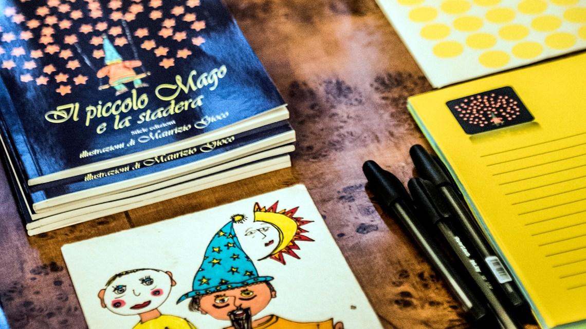 Il piccolo Mago: non solo libro! | Intervista agli autori
