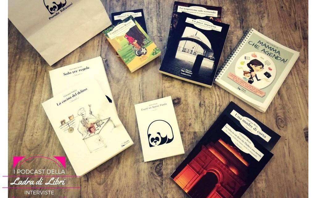 Andrea Tralli di Panda Edizioni | Le interviste della Ladra