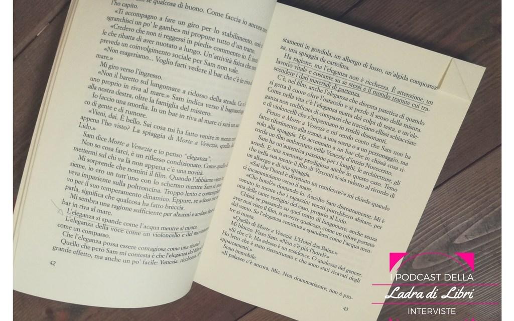 Vanessa Chizzini e La Vertigine del Caso | Le interviste della Ladra