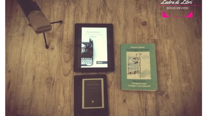 Il podcast del lunedì: a caccia di libri