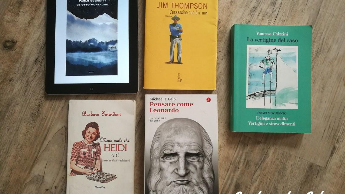 5 romanzi post Ferragosto