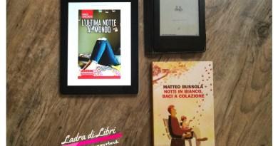 4 libri da passeggio