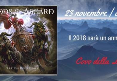 Gli dei arrivano in libreria con Gods of Asgard