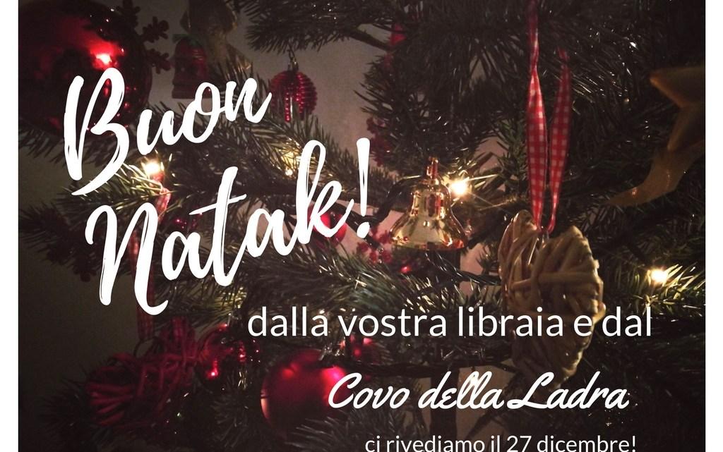 Dalla vostra libraia…Buon Natale (di libri!)