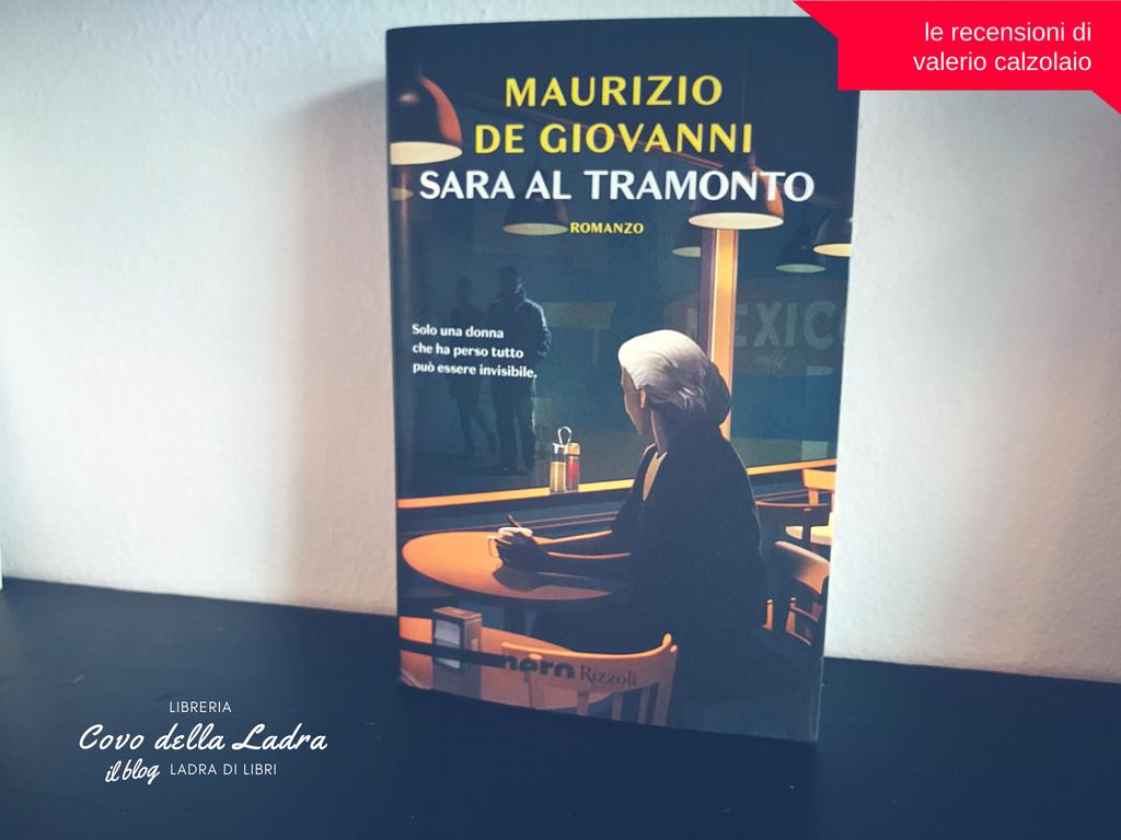 Sara al Tramonto di Maurizio De Giovanni
