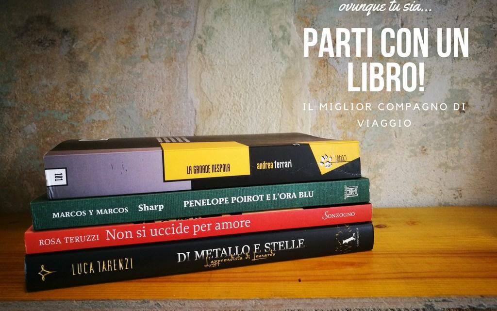 Parti con un libro | Podcast 2 luglio