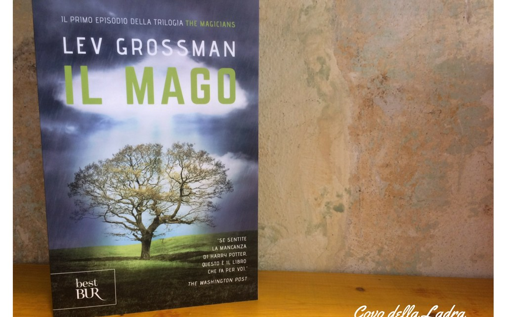 Il mago di Lev Grossman