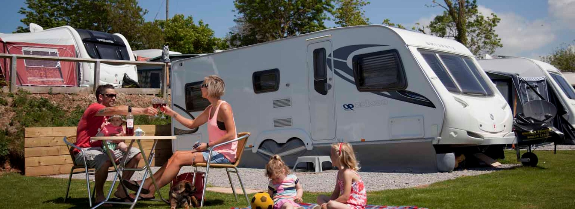 2019 Seasonal Pitches Holiday Offers Ladram Bay Holiday Park