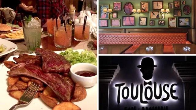 Bar Toulouse Cluj-Napoca