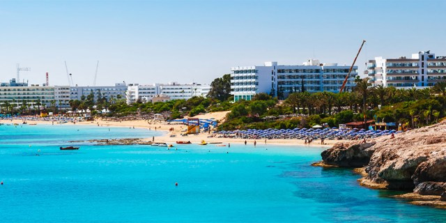 8. Ayia Napa > Best Lads Holiday Destinations of 2018