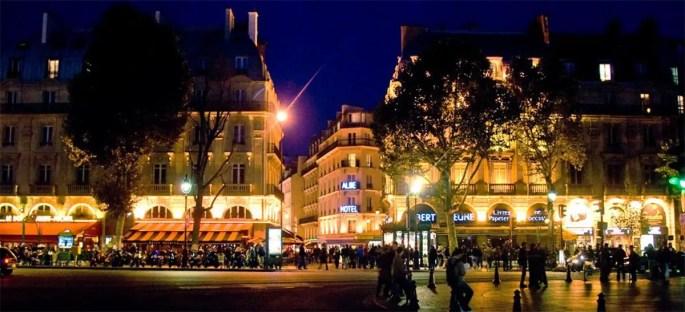 The Latin Quarter Paris