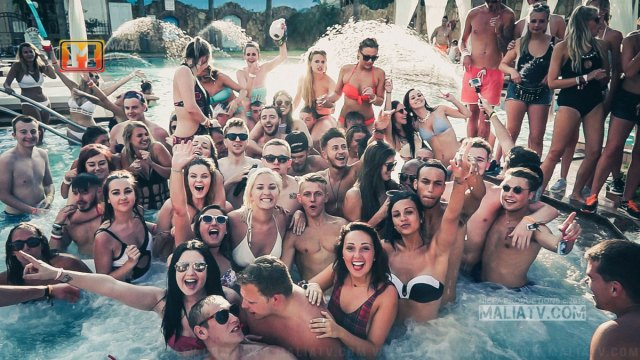 6. Malia > Best Lads Holiday Destinations of 2018