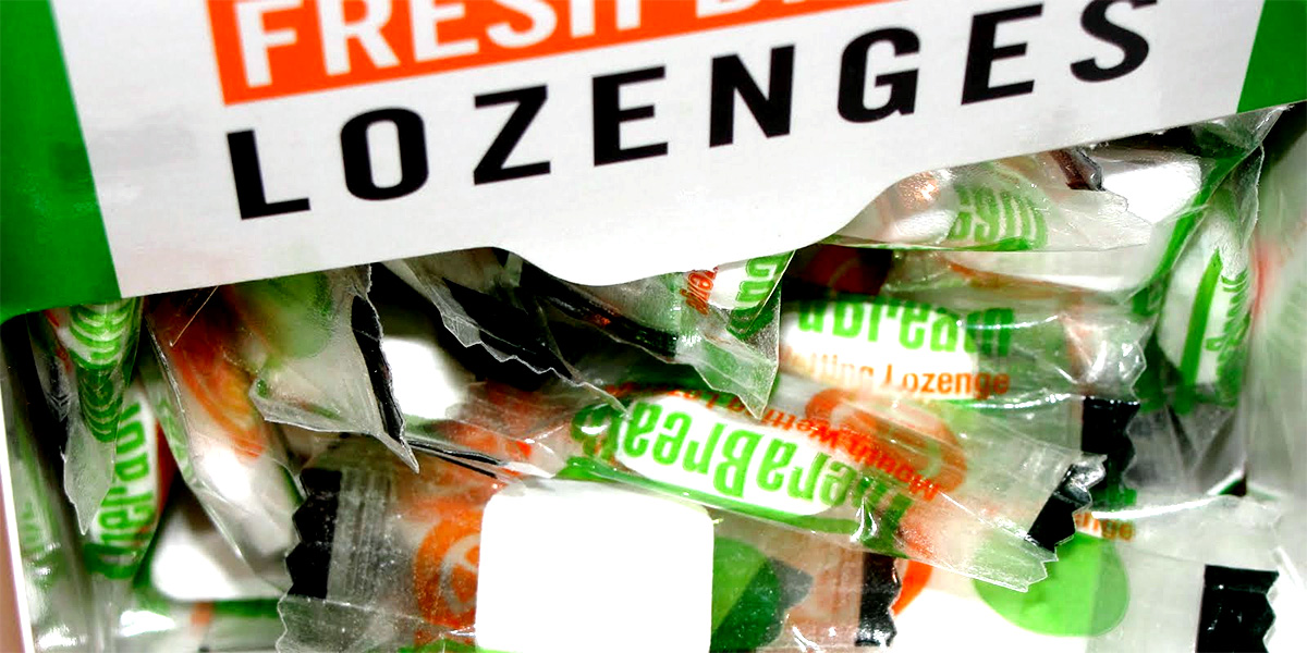 The Breath Co: Mouth Wetting Lozenges