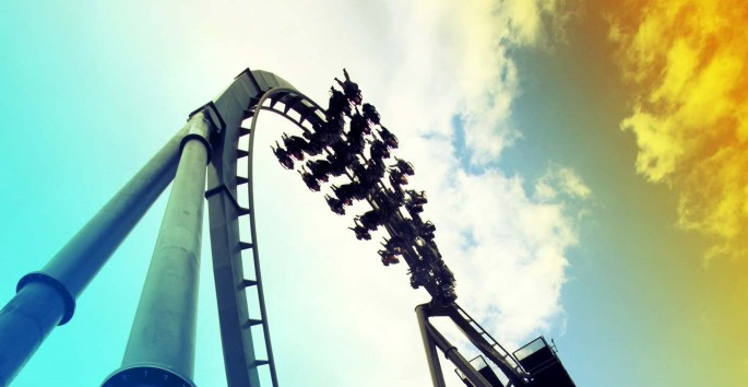Thorpe Park's roller coaster, The Swarm