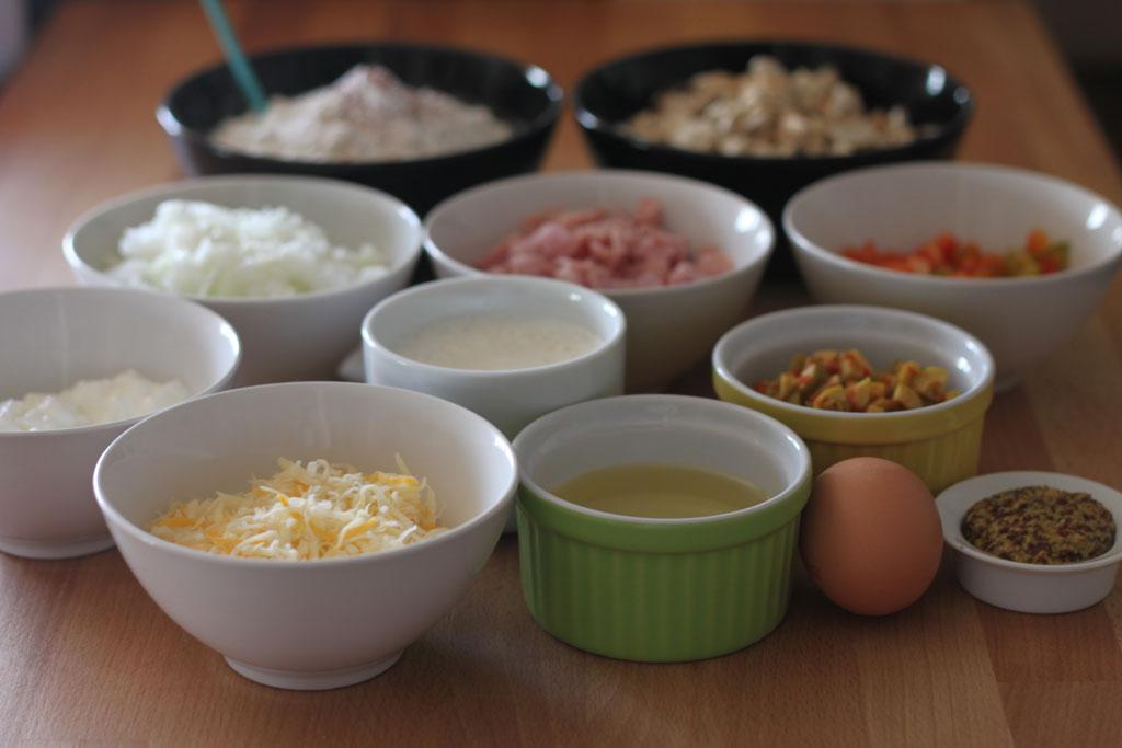 ingredientes-jamon-champiñon