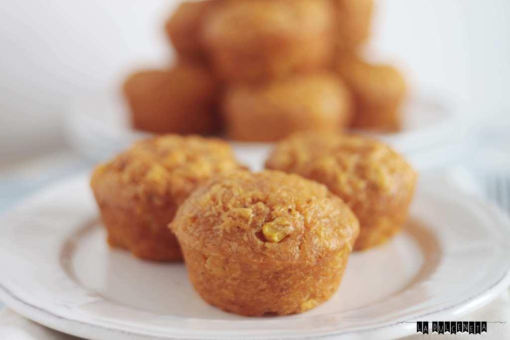 muffins maiz sobrasada