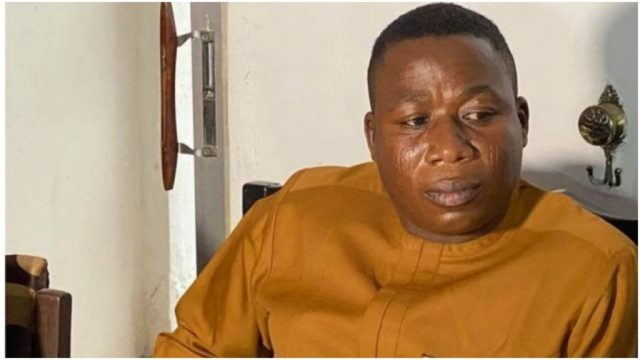 Sunday Igboho: Yoruba Nation Lagos rally will hold – Co-organisers dare Police