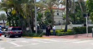 2 men found dead at former Versace mansion in Miami Beach