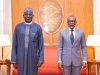 Buratai meets Benin Republic President