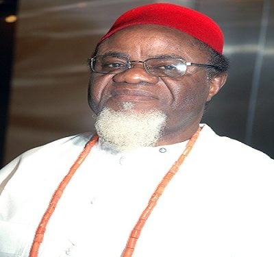 Chukwuemeka Ezeife, kanu trial, Nnamdi Kanu, IPOB
