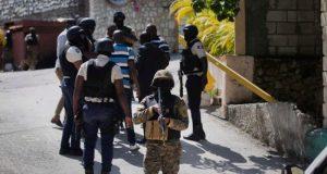 Head Of Assassinated Haiti President's Security