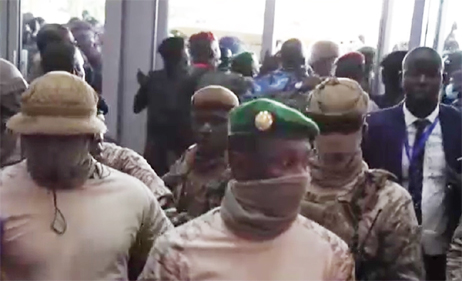 Malian President Assimi Goita Survives Mosque Knife Attack